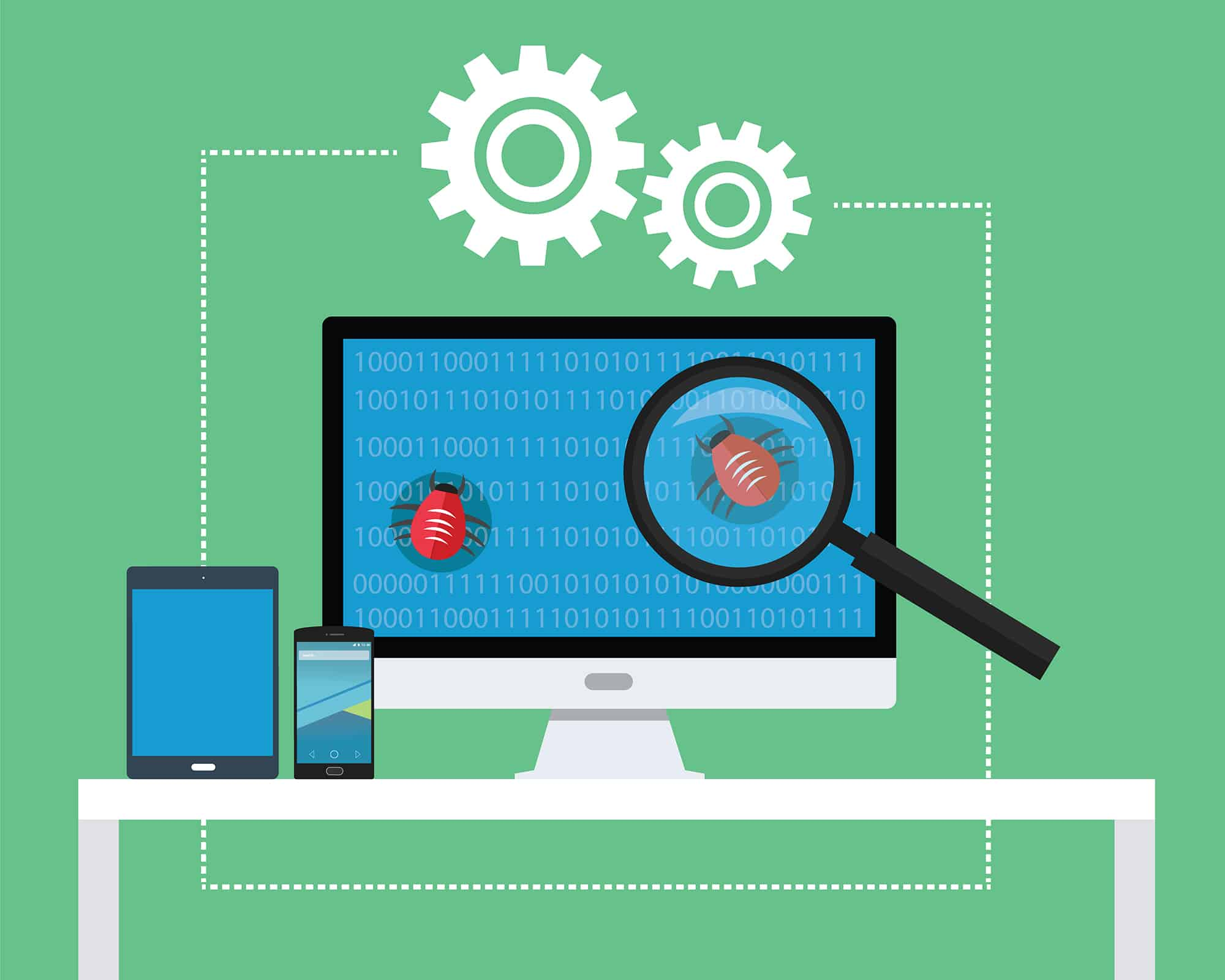 database testing raima testing software testing all devices find bugs and tester