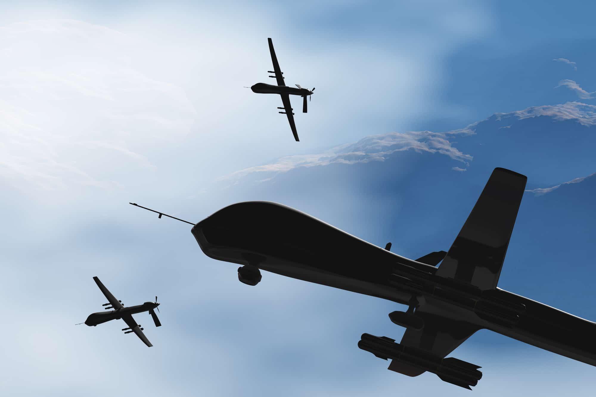 edge computing database in UAVs