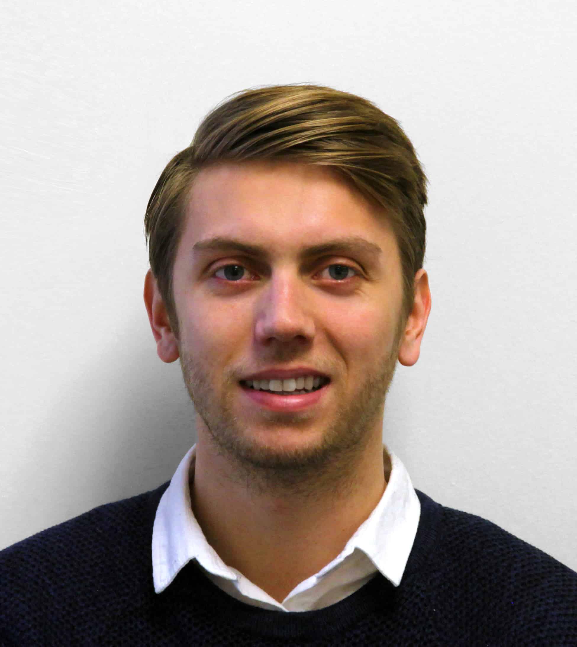 Fredrik portrait