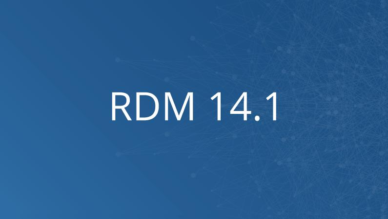 Raima database manager embedded database 14.1