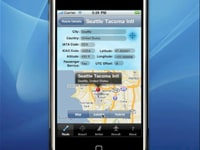 Airport iPhone App | Raima Inc.