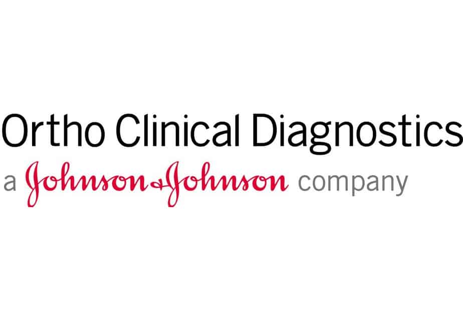 Ortho clinical diagnostics logo