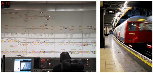 Train times on London Underground accurate thanks to embedded database